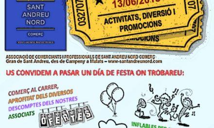FESTA DEL COMERÇ 13 JUNY 2015