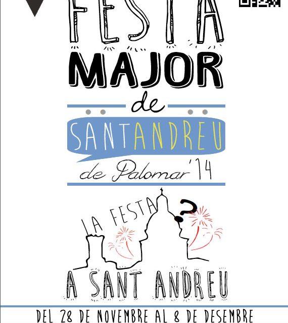 FESTA MAJOR DE SANT ANDREU DE PALOMAR