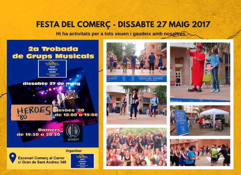 Festa del Comerç 27/05/2017