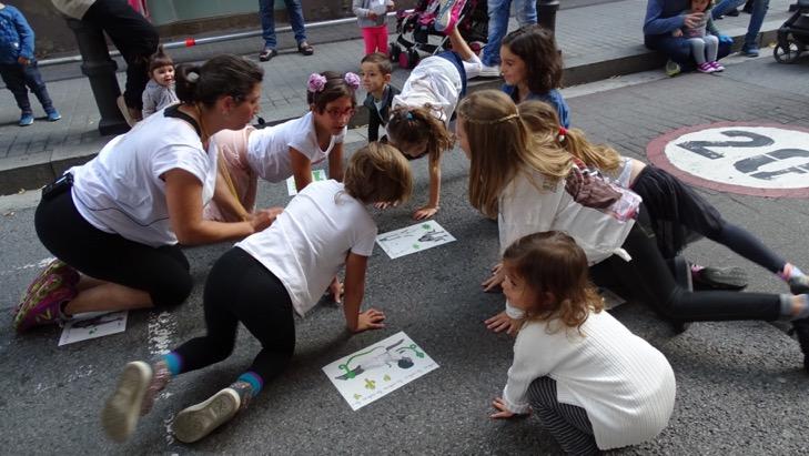 Sant andreu nord - Festa del Comerç al carrer 7/10/2017