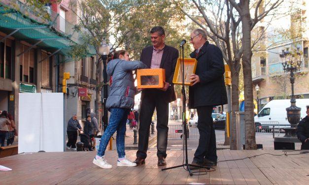 """GUANYADOR DEL SORTEIG DE 500 € """"TU ETS LA PEÇA QUE ENS FALTA"""""""