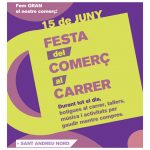 Festa del Comerç al carrer 15 Juny 2019