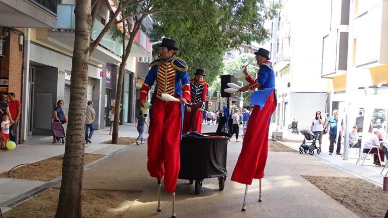Festa del Comerç al carrer
