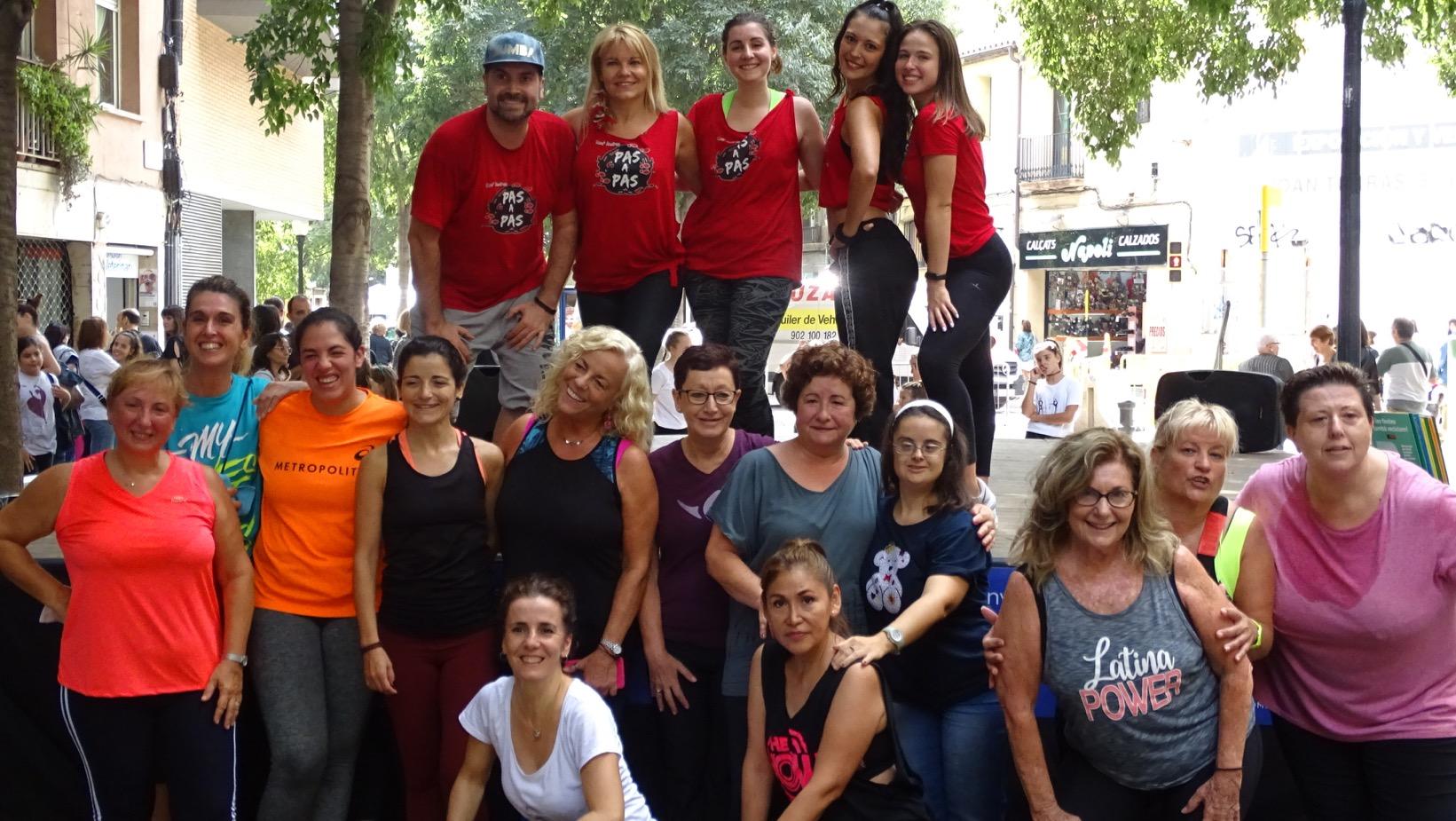 Festa al carrer Sant Andreu Nord