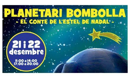 Planetari Bombolla