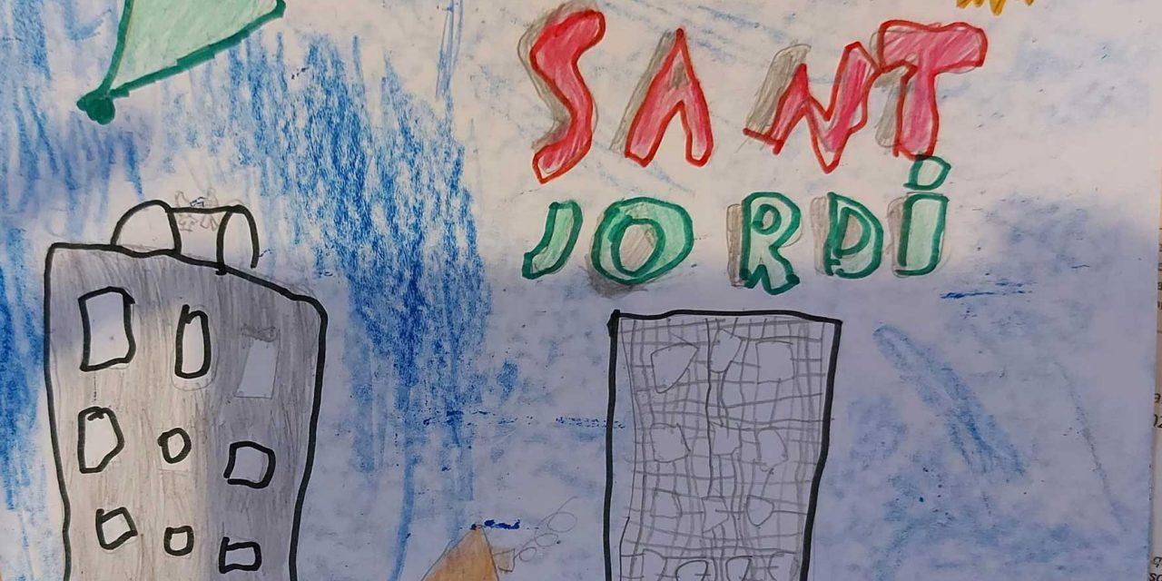 Guanyadors dels dibuixos Sant Jordi 2021